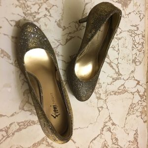 Fiona glitzy shoes